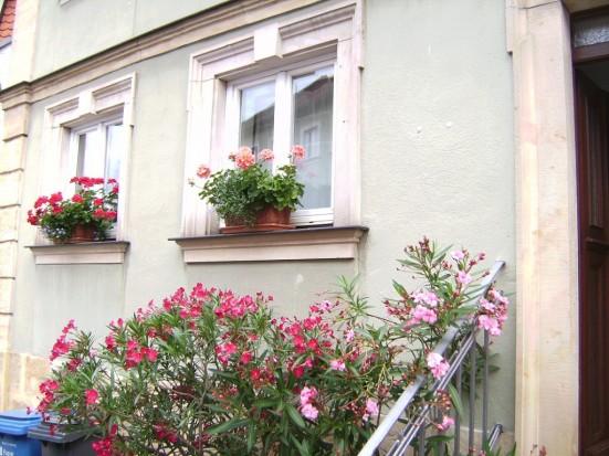Bamberg Altstadt Doppelzimmer mit Fruehstueck