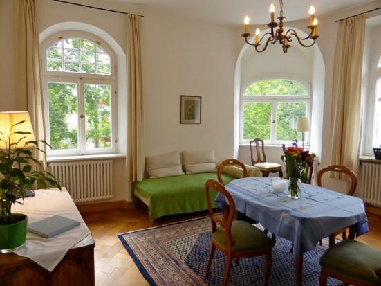 Bamberg Innenstadt charmante Ferienwohnung