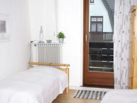 Bremen Findorff Zweibettzimmer