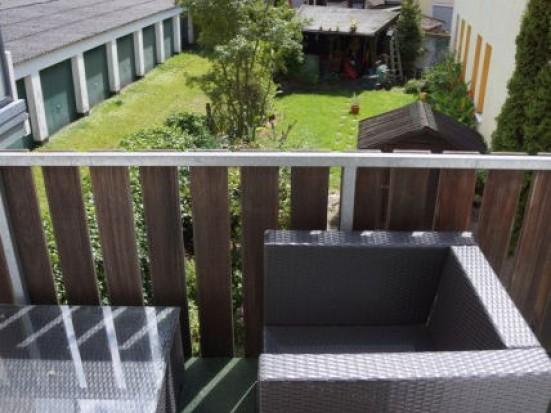 Bremen Hastedt Balkon