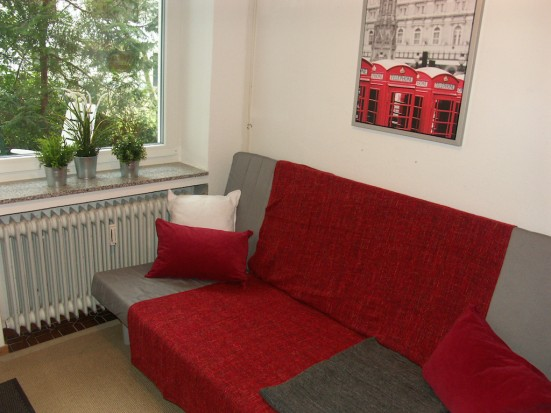 Bremen Schwachhausen Gaestezimmer von privat