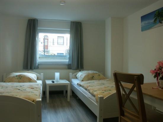 Bremen Sebaldsbrueck Monteur Apartment