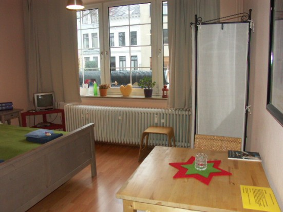 Bremen Steintor moebliertes Appartement
