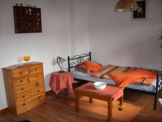 Bremen Woltmershausen Einzelzimmer mit eigenem Bad