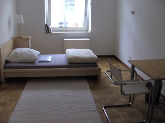 Duesseldorf Hafen Einzelzimmer
