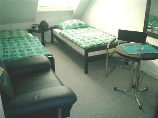 Duesseldorf Pempelfort guenstiges Appartement