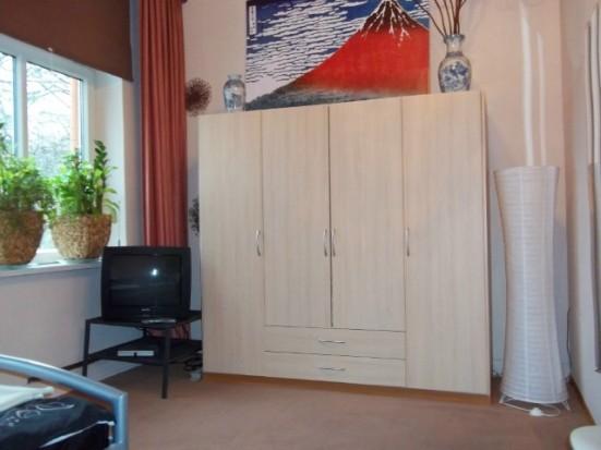 Duesseldorf Stockum Zimmer