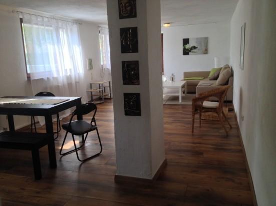 Essen Muelheim Styrum modern eingerichtetes Loft