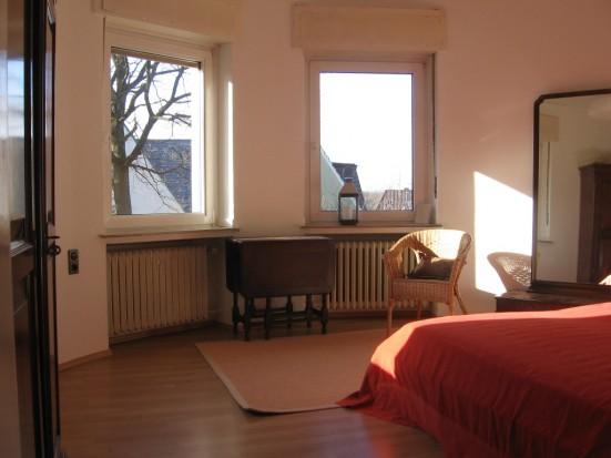 Essen Stadtwald gepflegtes Doppelzimmer