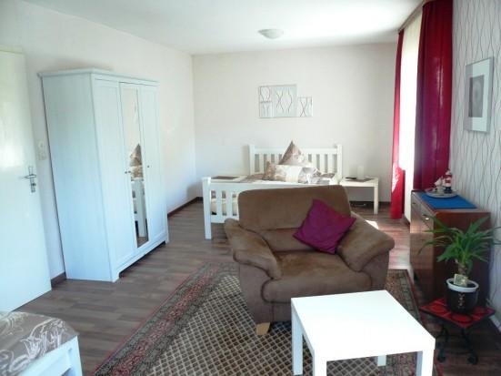 Ettlingen Ettlingenweier Geraeumige 2 Zimmer Wohnung
