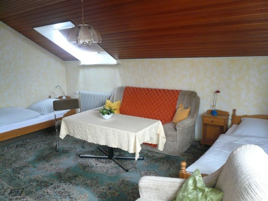 Ettlingen Karlsbad Moeblierte Wohnung
