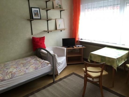 Gross Gerau Kelsterbach Einzelzimmer in Flughafennaehe