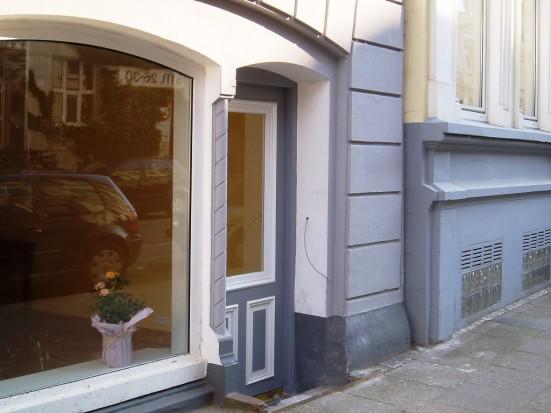 Hamburg Altona Ottensen mit Terrasse