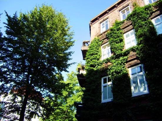 Hamburg Eimsbuettel ruhiges Zimmer