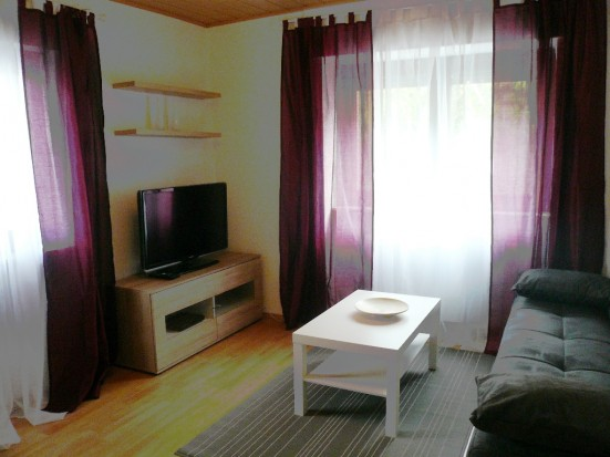 ferienwohnung in karlsruhe bruchsal untergrombach. Black Bedroom Furniture Sets. Home Design Ideas