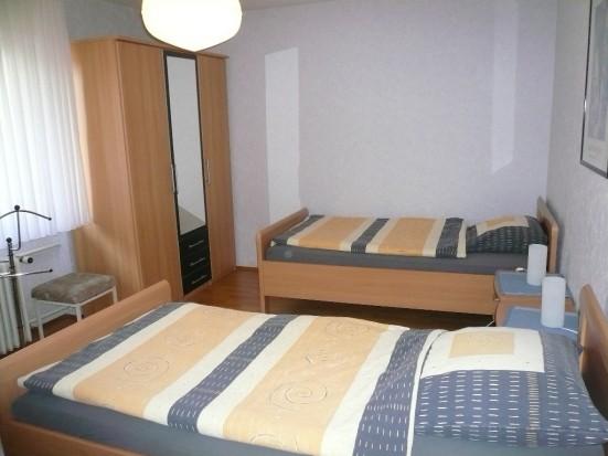 Karlsruhe Hohenwettersbach Moeblierte Wohnung