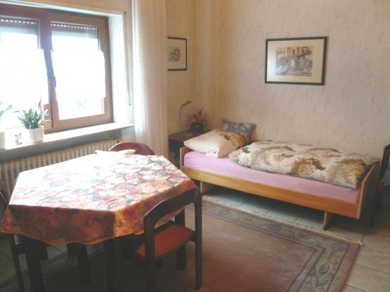 Karlsruhe Knielingen Geraeumige Wohnung