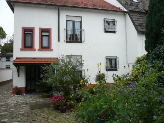 Karlsruhe Knielingen Terrasse