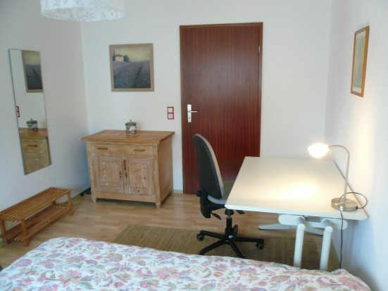 Karlsruhe Muehlburg privates Gaestezimmer