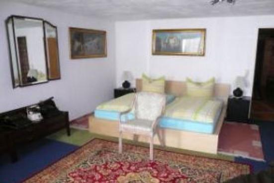 Karlsruhe Stutensee Blankenloch Bed and Breakfast Zimmer