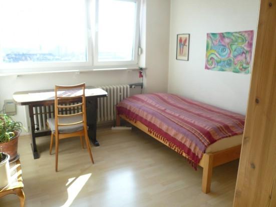 Karlsruhe Suedwest Stadt Einzelzimmer