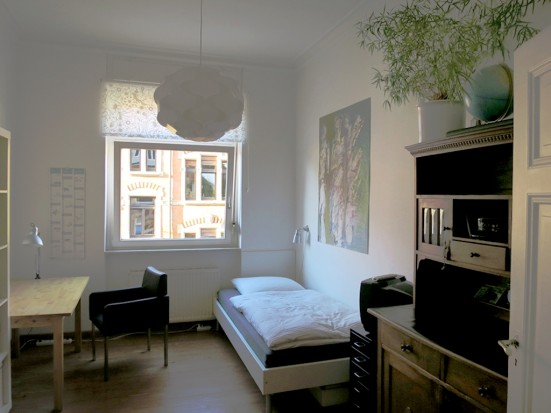 Karlsruhe Suedweststadt bed and breakfast