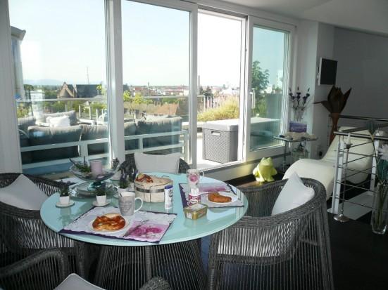 Karlsruhe Suedweststadt eigenem Bad und eigenem Balkon