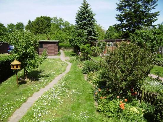 Kiel Elmschenhagen Gartennutzung