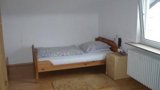 Ludwigsburg Asperg Mansardenzimmer