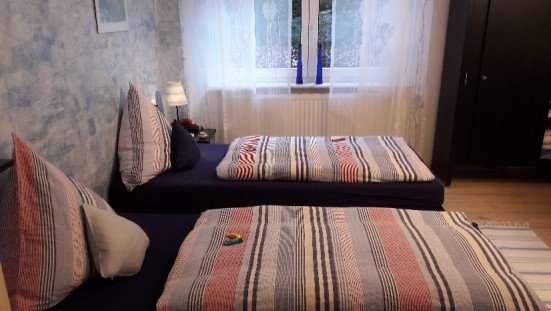 Ludwigsburg Marbach am Neckar bed and breakfast Zimmer
