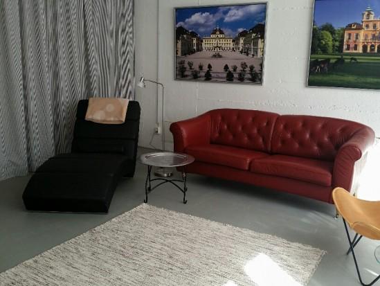 zentrales loft in stuttgart ludwigsburg. Black Bedroom Furniture Sets. Home Design Ideas