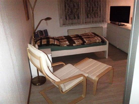 Mainz  Hechstheim schicke 1 Zimmer Wohnung