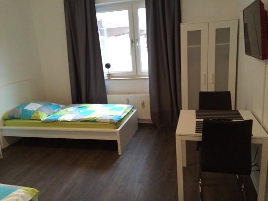 Mainz  Marienborn neu eingerichtete 2 Zimmer Wohnung