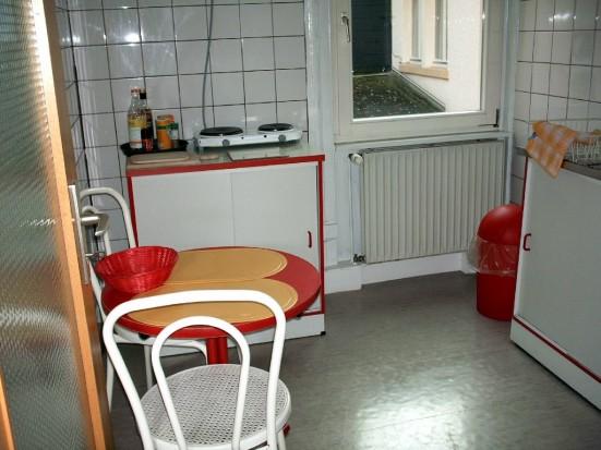 Mainz City Kuechen  und Badbenutzung mit einem weiteren Zimmer