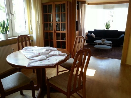 Mainz Hechtsheim gepflegte 3 Zimmer Wohnung