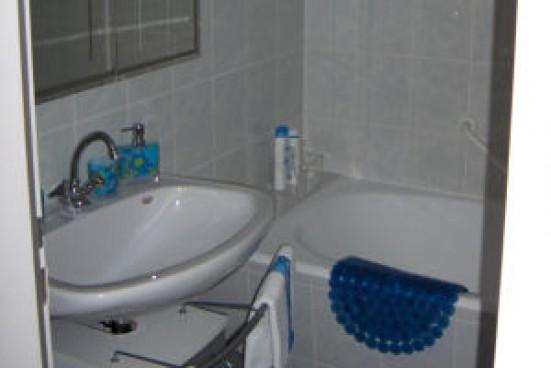 Muenchen Nymphenburg eigenem Bad