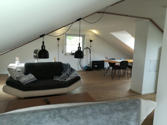 Stuttgart Bad Cannstatt Loft Appartement