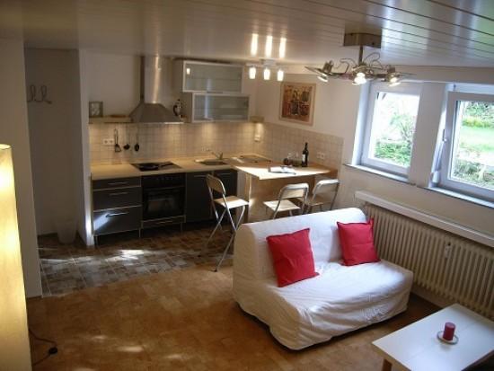 Stuttgart Bad Cannstatt ideales Praktikantenzimmer