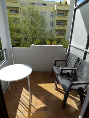 Stuttgart Tamm Balkon