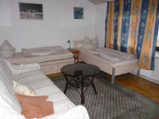 Worms Osthofen gemuetliche 2 Zimmer Wohnung