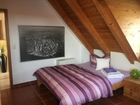 Wuerzburg Eibelstadt Gepflegte Wohnung mit eigener Dusche