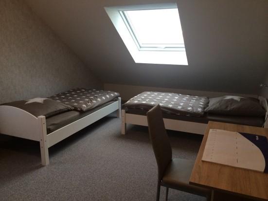 Wuerzburg Geroldshausen geraeumige 4 Zimmer Wohnung
