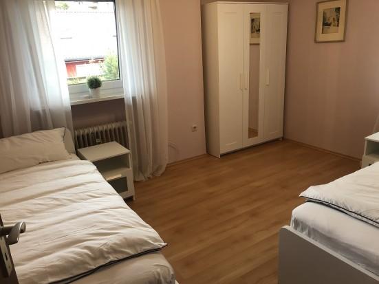 Wuerzburg Hoechberg Wohnung naehe Stadtrand