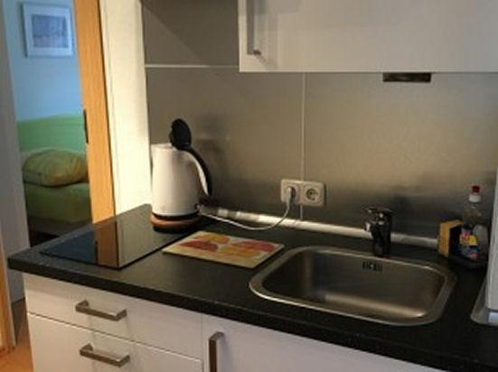 Wuerzburg Randersacker eigenem Duschad  WC