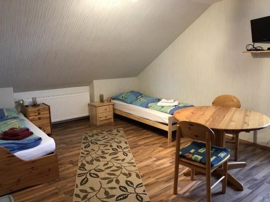 Wuerzburg Waldbrunn guenstiges Einzelzimmer