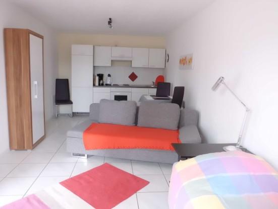 Wuerzburg Waldbrunn modernes Appartement