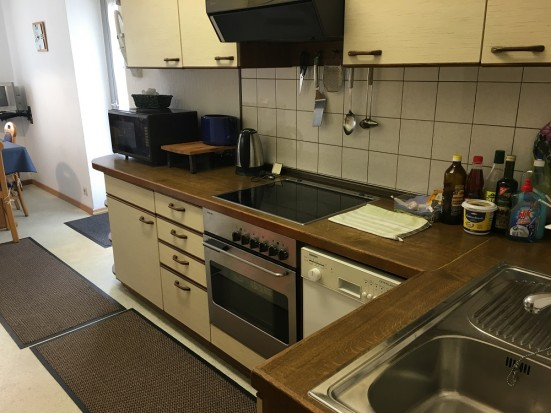 Wuerzburg Zell stadtnahe und ruhige Lage