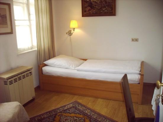 Wuerzburg Zentrum Einzelzimmer